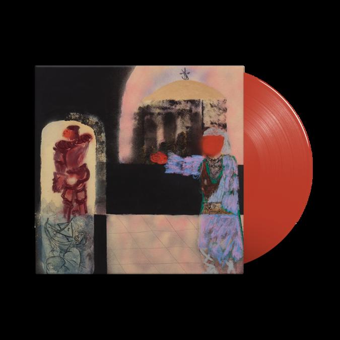 Hand Habits: Fun House: Red Vinyl LP