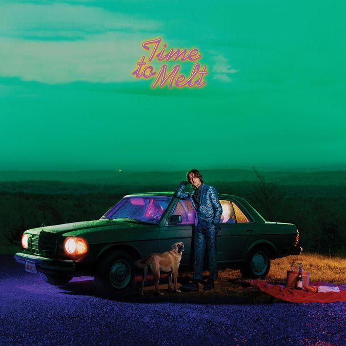 Sam Evian: Time to Melt: CD