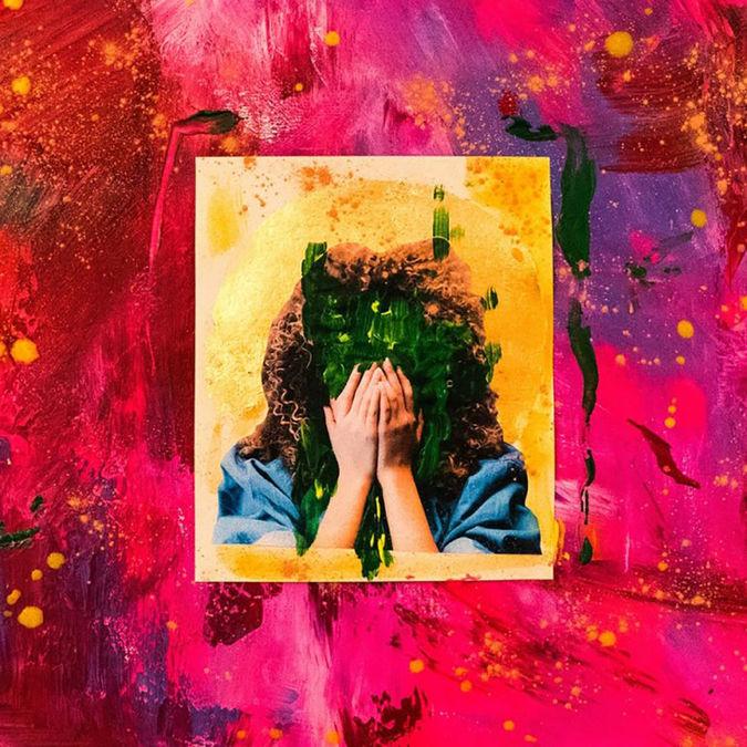 Basement Revolver: Heavy Eyes: Pink Vinyl