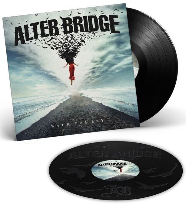 Alter Bridge: Walk The Sky: Double Etched Vinyl + Exclusive Print