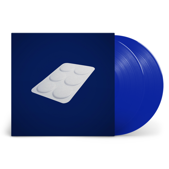Spiritualized: Ladies and Gentlemen We Are Floating In Space: Limited Edition Neptune Blue Vinyl 2LP [The Spaceman Reissue Program]