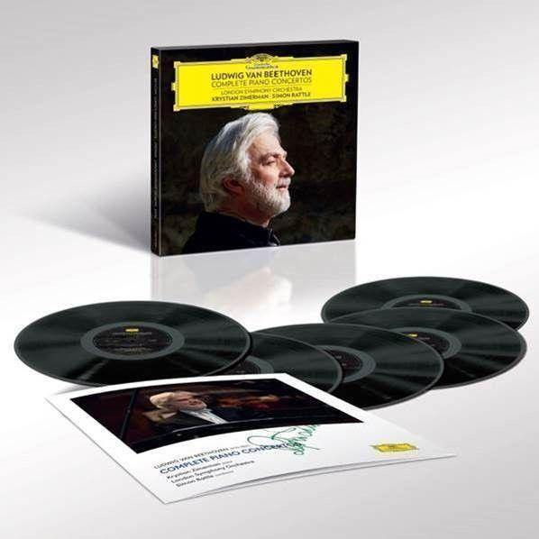 Krystian Zimerman: Beethoven: Complete Piano Concertos