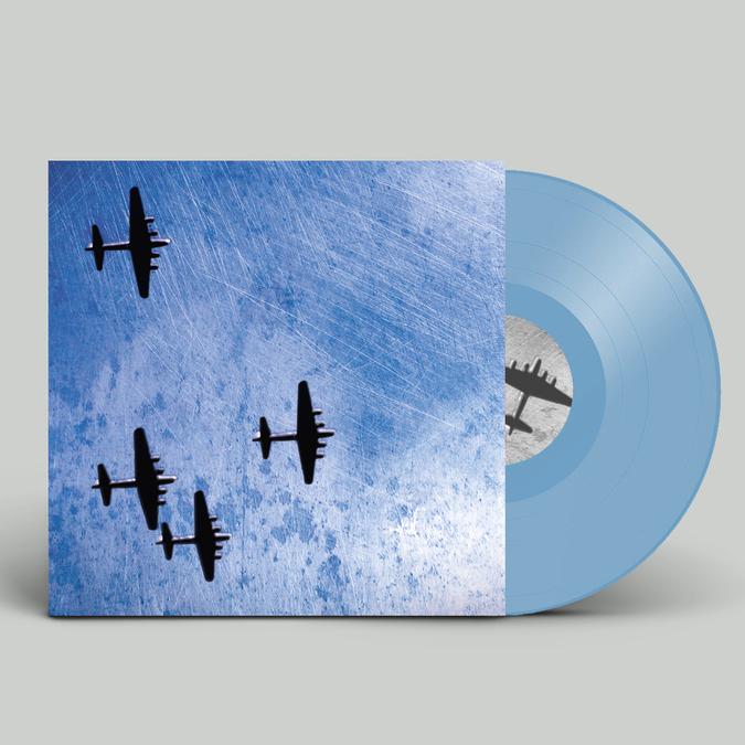 Richard Thompson: The Cold Blue (Original Motion Picture Soundtrack): Limited Edition Sky Blue Vinyl