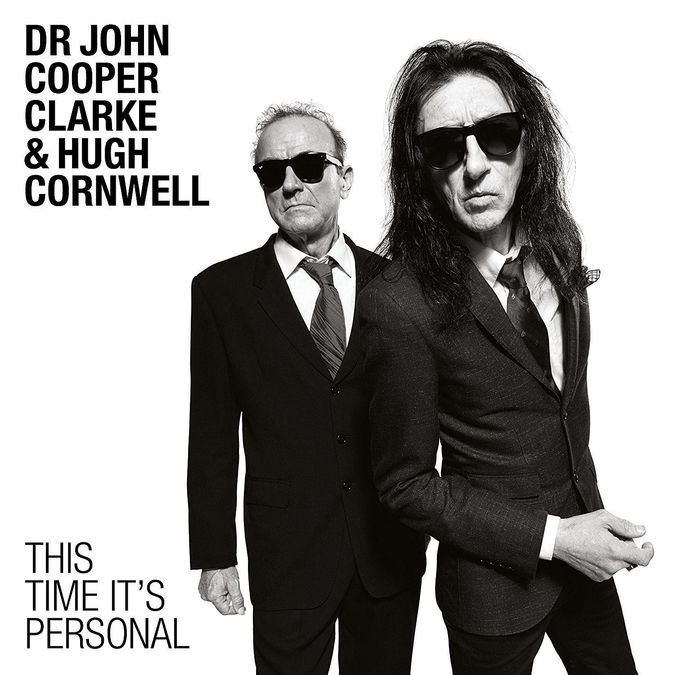 Hugh Cornwell: This Time It's Personal