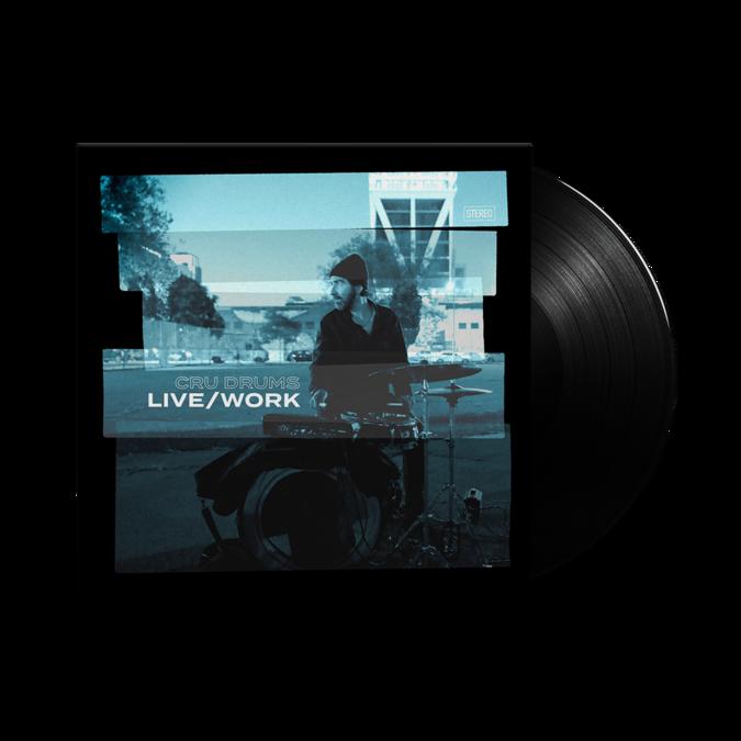 Cru Drums: Live/Work