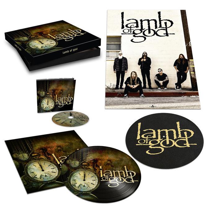 Lamb of God: Lamb Of God: Limited Edition Box Set