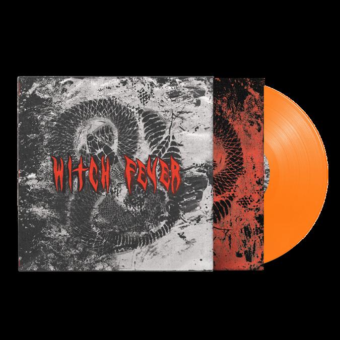 Witch Fever: Reincarnate: Limited Edition Orange Vinyl + Signed Print