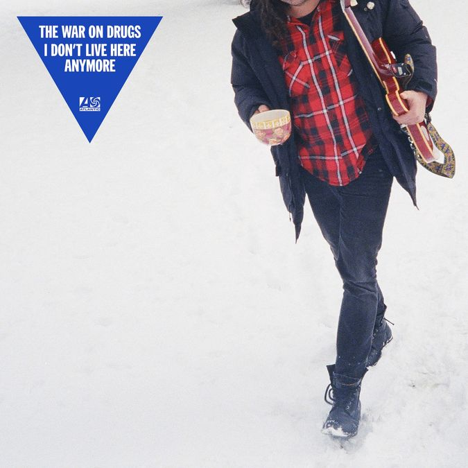 The War On Drugs: I Don't Live Here Anymore: CD