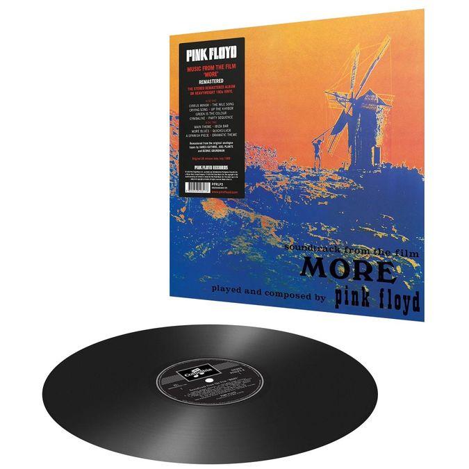Pink Floyd: More