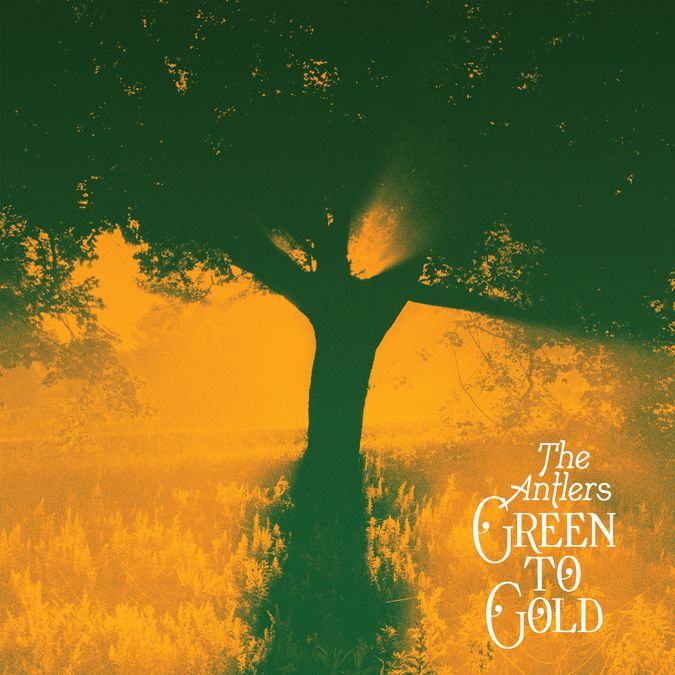 The Antlers: Green To Gold: CD