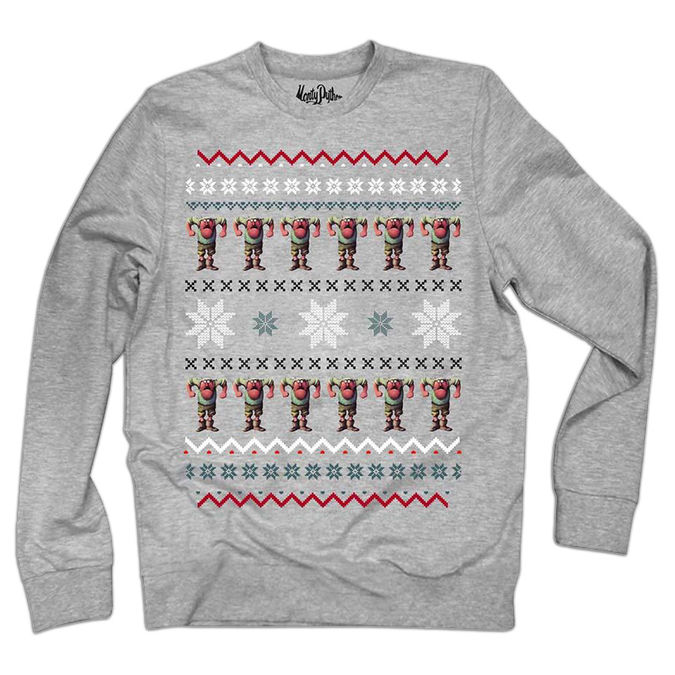 Monty Python: Gumby Christmas Sweatshirt
