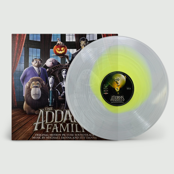 Original Soundtrack: The Addams Family: Limited Edition