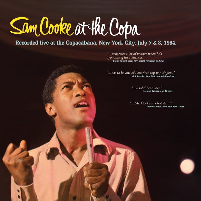Sam Cooke: At The Copa