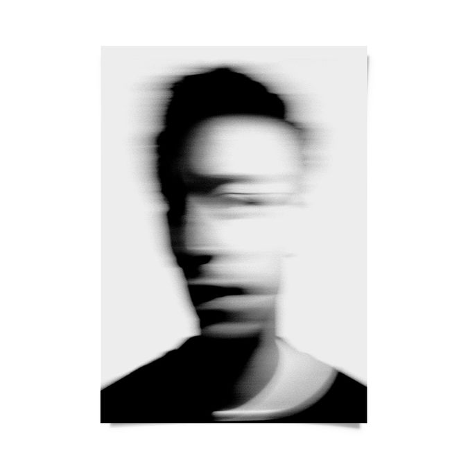 Loyle Carner: Limited Edition Yesterday Screen Print