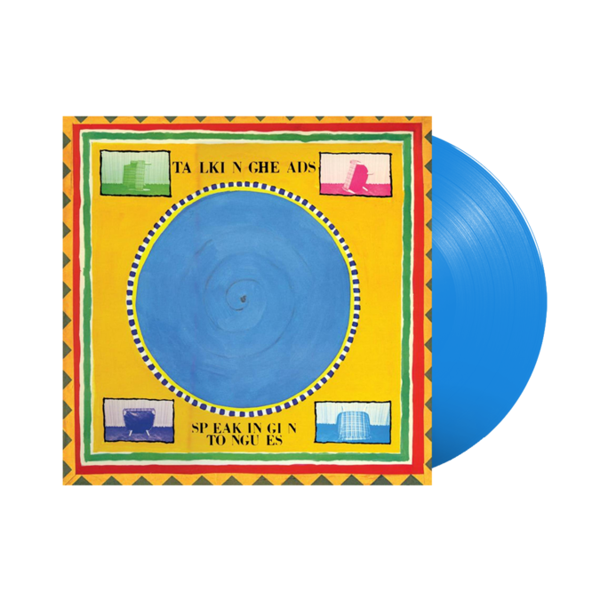 Talking Heads: Speaking In Tongues: Limited Edition Sky Blue Vinyl