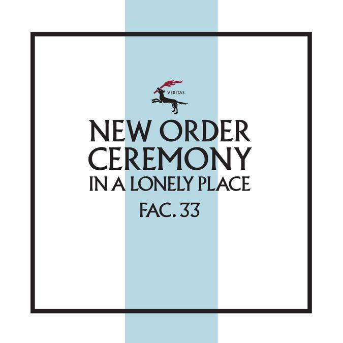 New Order: Ceremony 'Version 2'