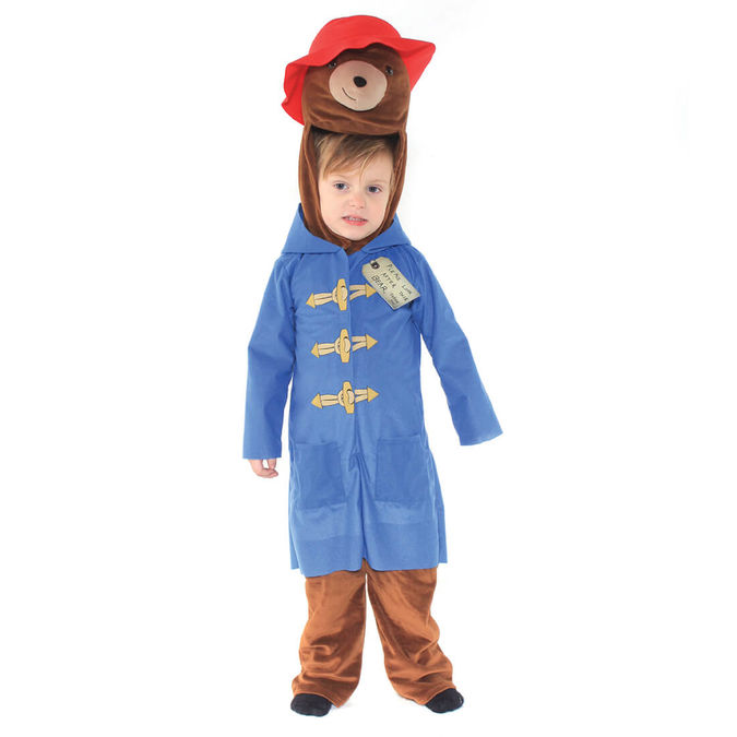 Paddington Bear: Paddington Bear Dress Up