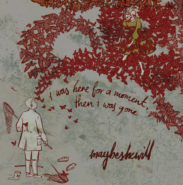 Maybeshewill: I Was Here For a Moment, Then I Was Gone: CD