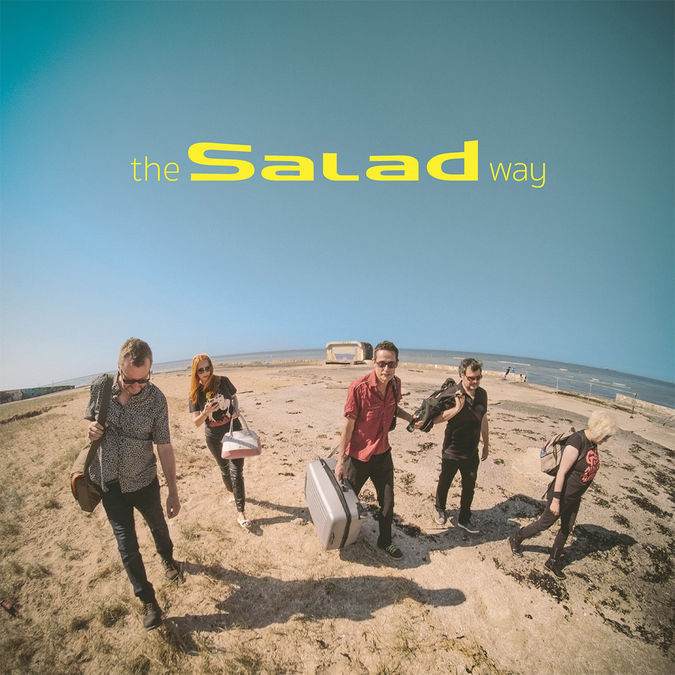 Salad: The Salad Way: Signed CD