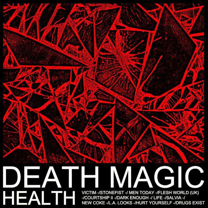 Health: DEATH MAGIC CD