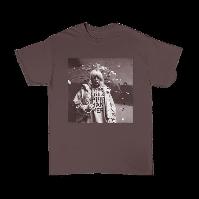 Billie Eilish: Brought You Flowers T-Shirt