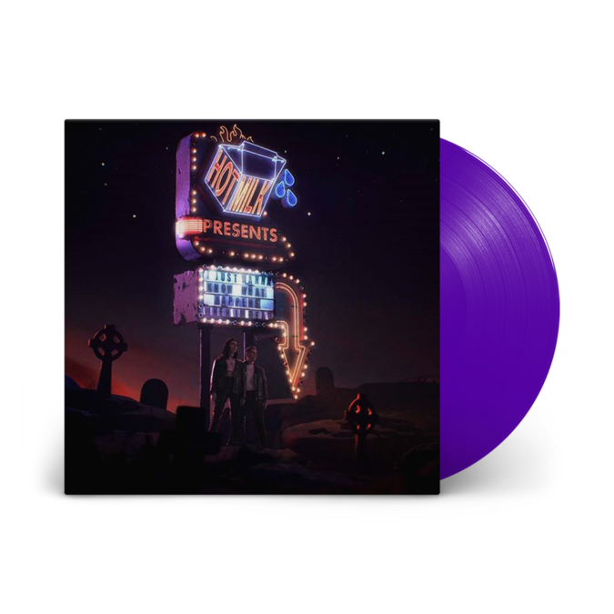 Hot Milk: I Just Wanna Know What Happens When I'm Dead: Limited Edition Purple Vinyl