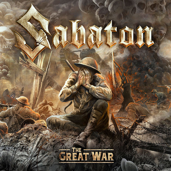 Sabaton: The Great War: CD with Signed Insert