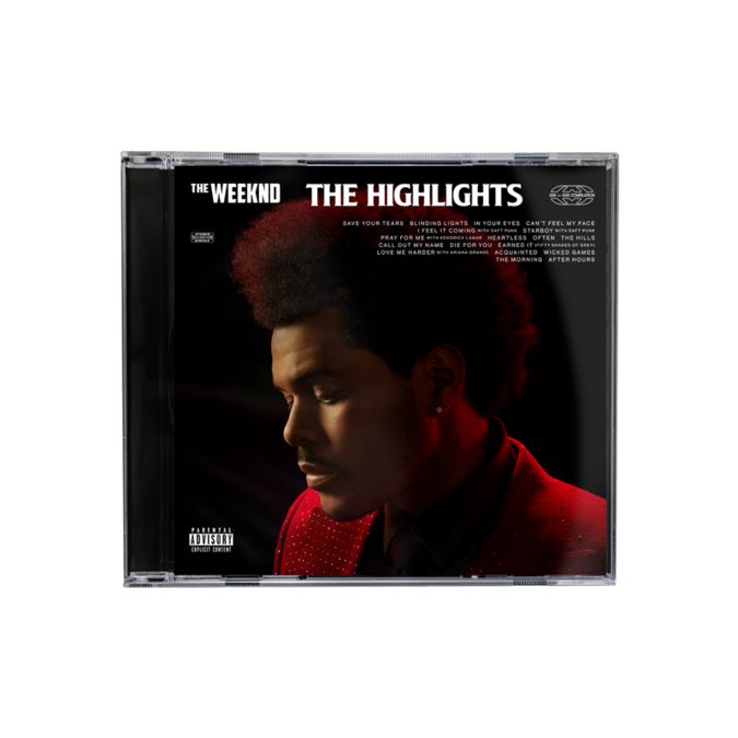 The Weeknd: The Highlights: CD