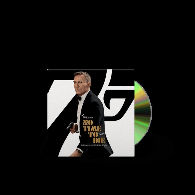 Hans Zimmer: James Bond: No Time to Die CD