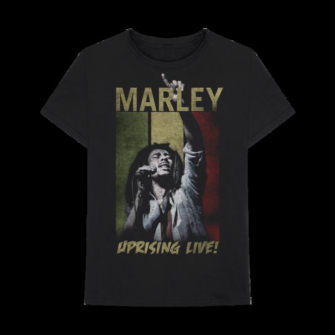 Bob Marley: Uprising Tee