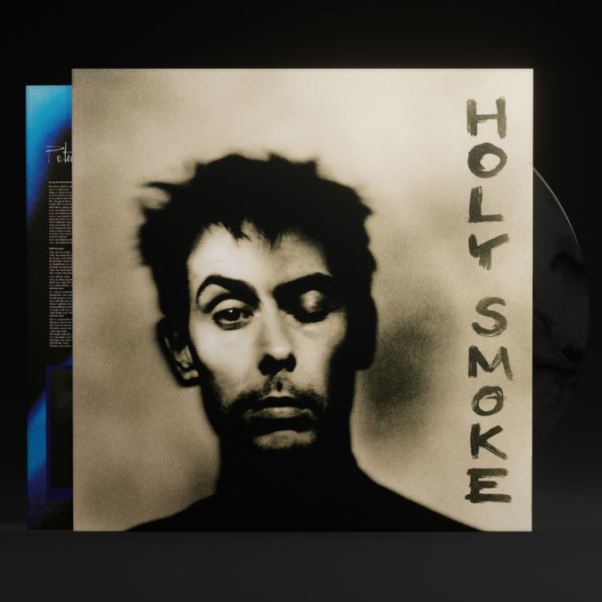 Peter Murphy: Holy Smoke: Limited Edition Smoky Vinyl