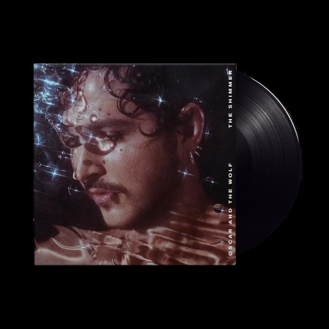 Oscar and The Wolf: Shimmer: Black Vinyl LP