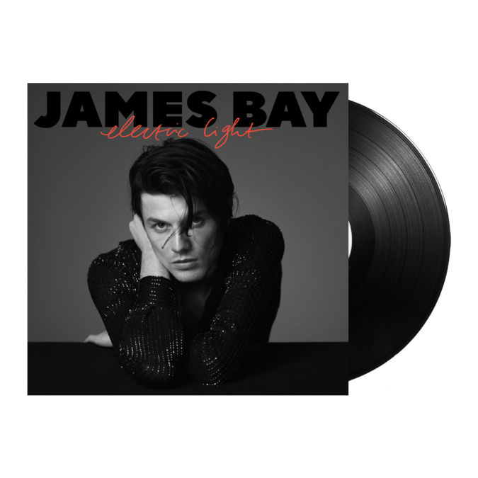 james bay: Electric Light Standard LP