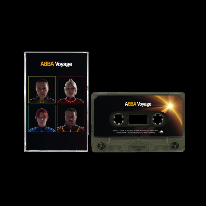 Abba: Voyage (Alternative Artwork Cassette)