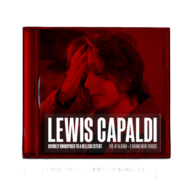 Lewis Capaldi: Divinely Uninspired To A Hellish Extent Extended Edition CD