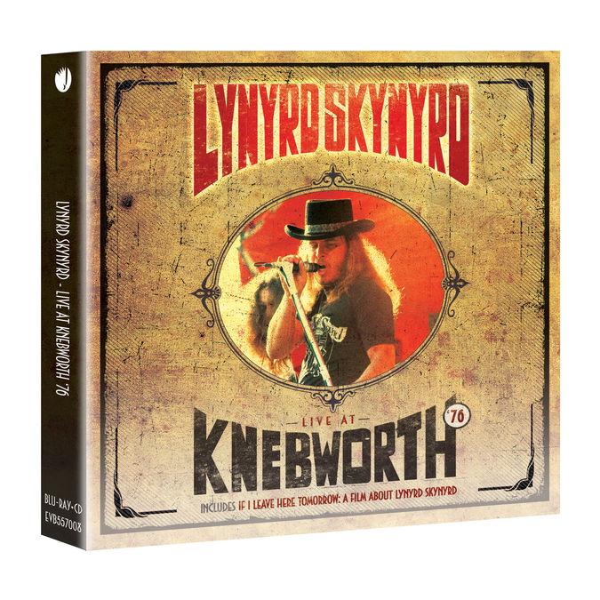 Lynyrd Skynyrd: Live At Knebworth '76: Limited Edition BLU-RAY+CD