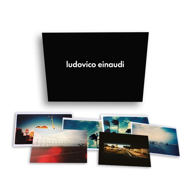 Ludovico Einaudi: Cinema photocards