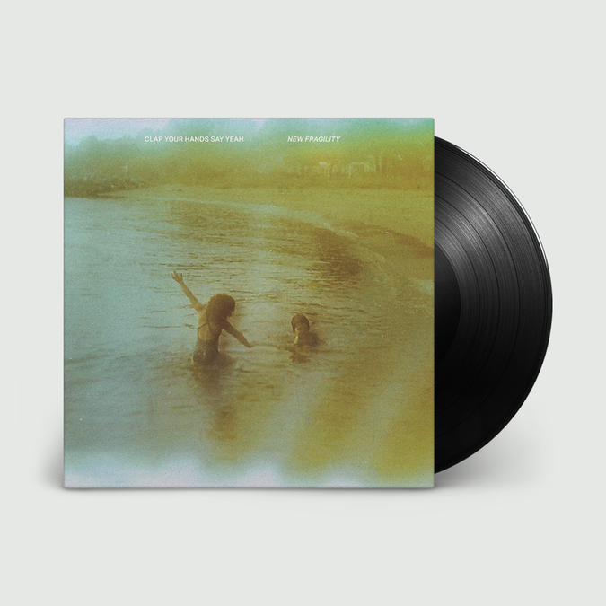 Clap Your Hands Say Yeah: New Fragility: Vinyl + Signed Print