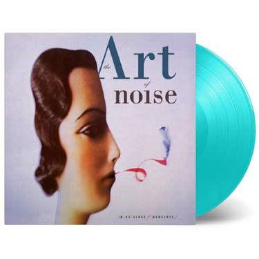 The Art of Noise: In No Sense? Nonsense!: Turquoise Double Vinyl