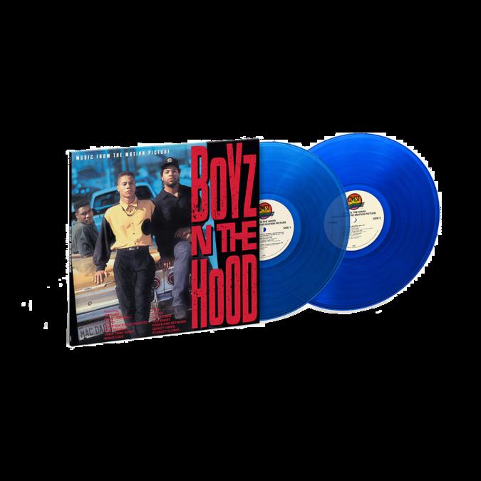 Various Artists: Boyz N The Hood: Exclusive Translucent Blue Vinyl