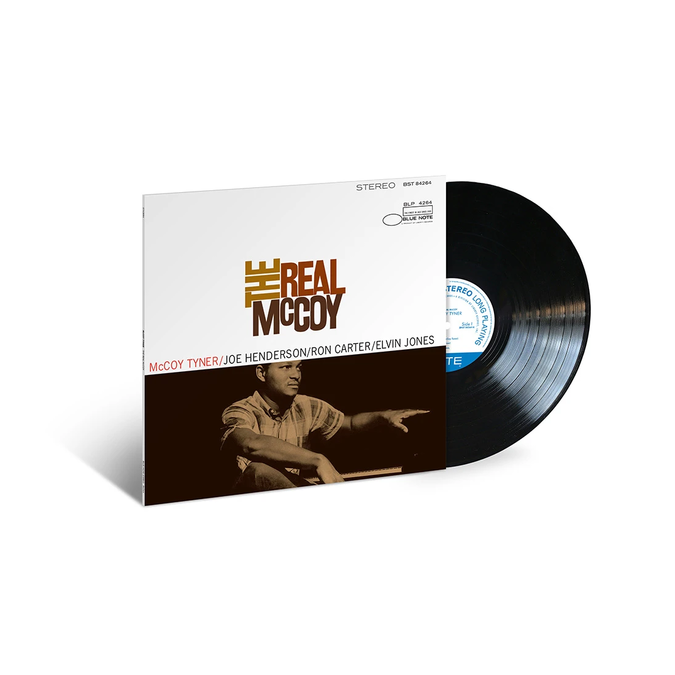 McCoy Tyner: The Real McCoy (Blue Note Classic Vinyl Edition)