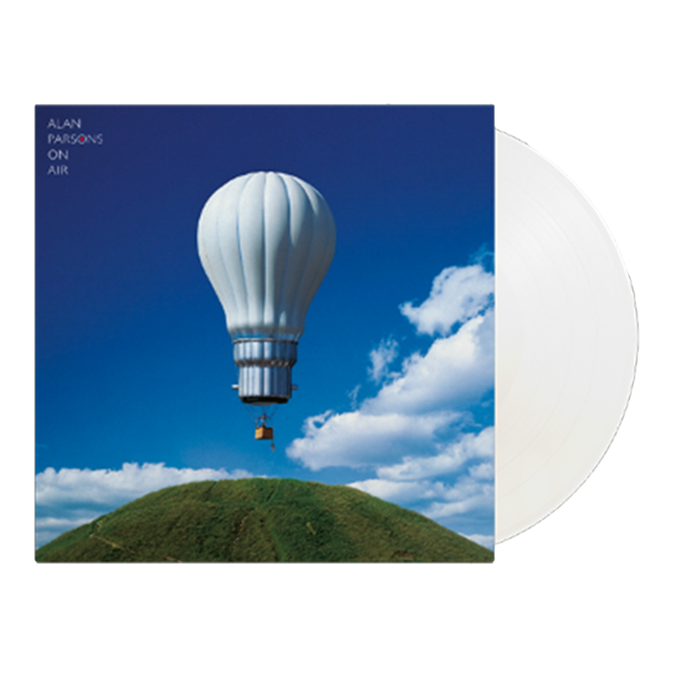Alan Parsons: On Air: Limited Edition Coloured Vinyl