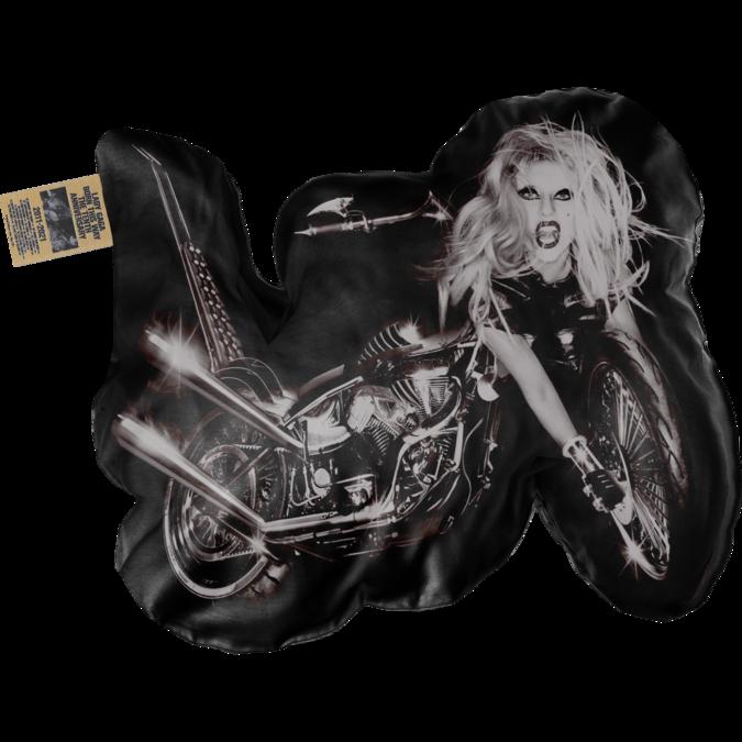 Lady Gaga: THE TENTH ANNIVERSARY PILLOW