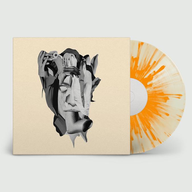 Milk Teeth: Milk Teeth: Limited Edition Milky White Vinyl with Orange Splatter
