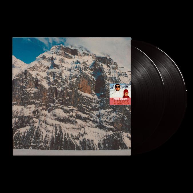 Moloko: I Am Not A Doctor: Black Vinyl 2LP