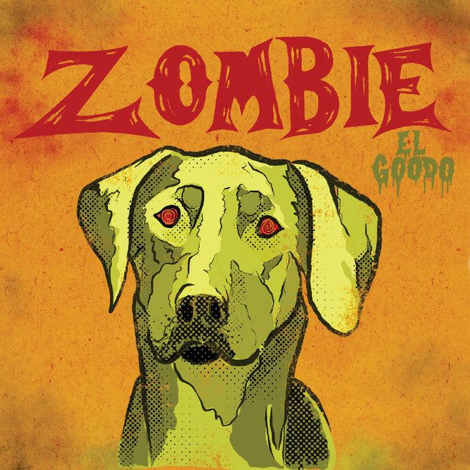 El Goodo: Zombie: CD + Signed Card