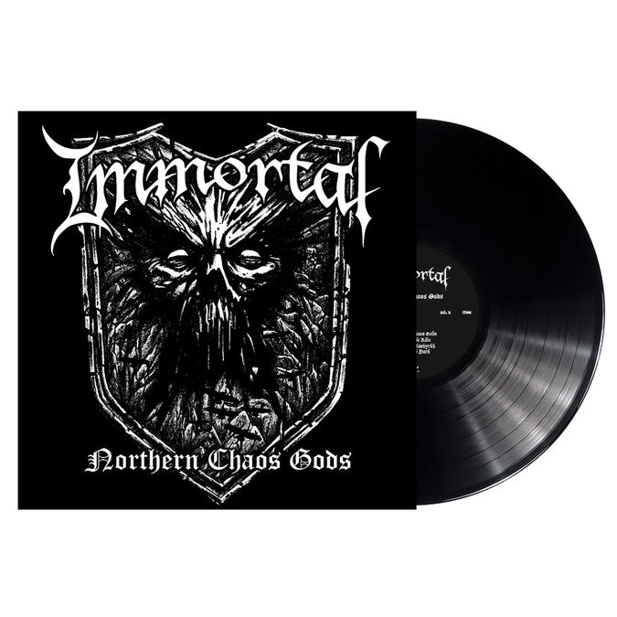Immortal: Northern Chaos Gods: Limited Edition Gatefold 180gm Vinyl