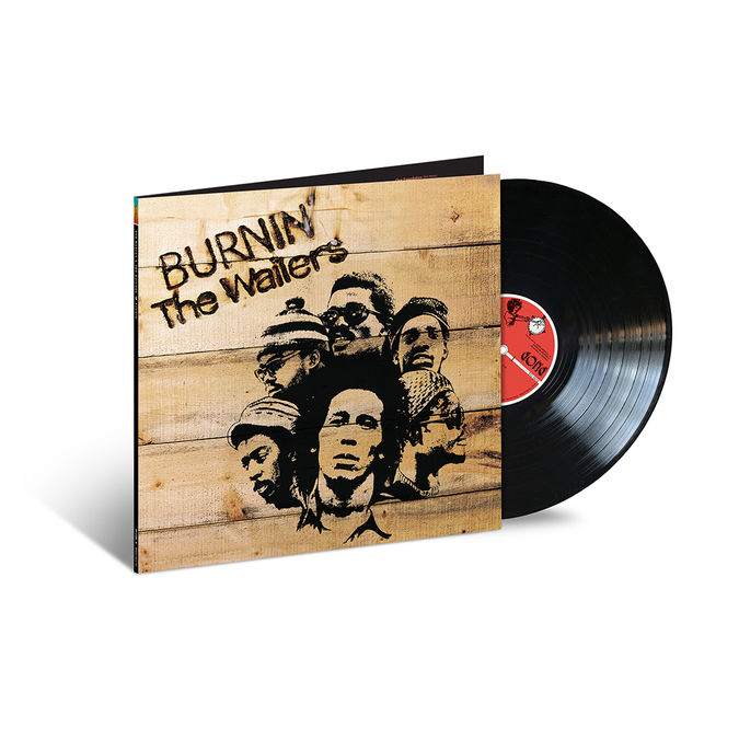 Bob Marley and The Wailers: Burnin': Exclusive Tuff Gong Pressing