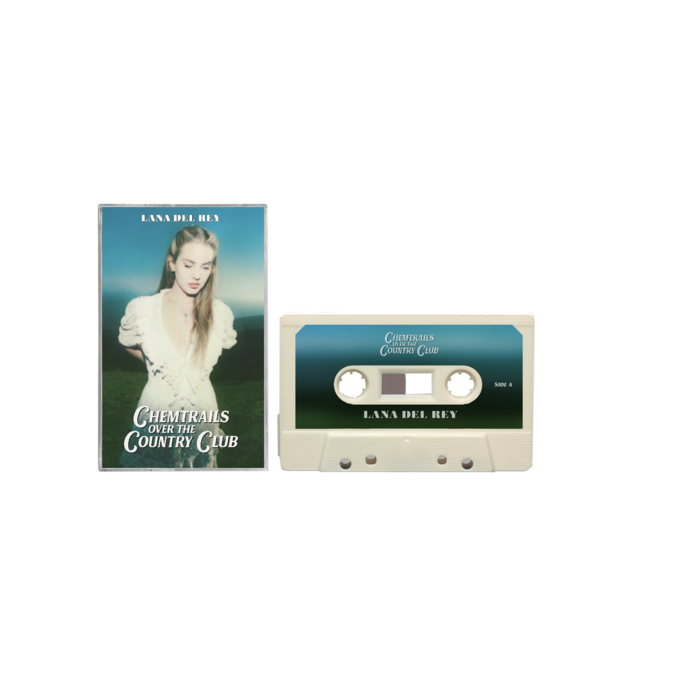 Lana Del Rey: Chemtrails Over The Country Club Cassette #2