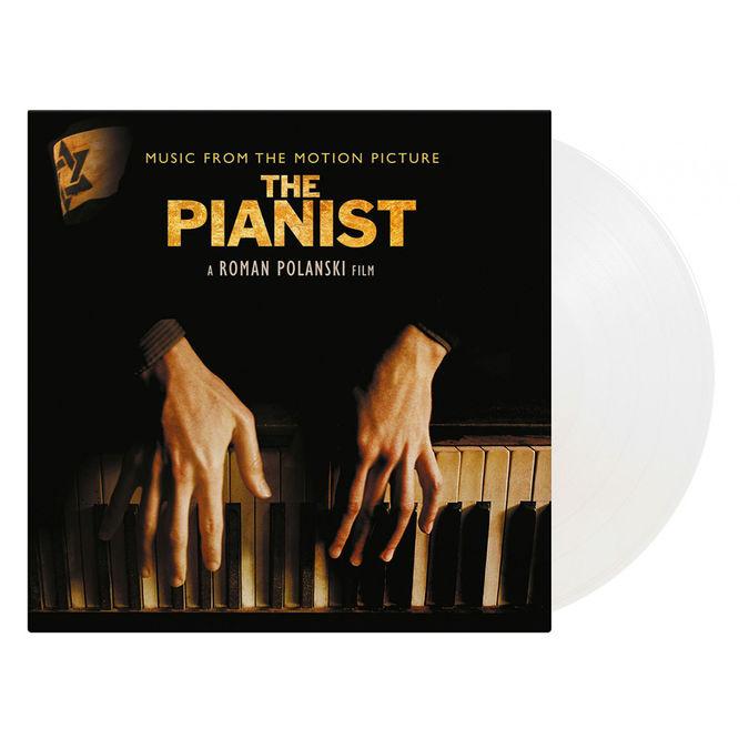 John Williams: The Pianist Original Soundtrack: Limited Edition White Vinyl